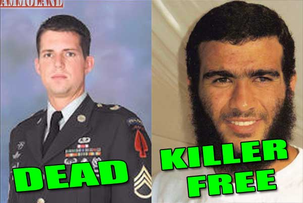 It's like Omar Khadr hit the jackpot for killing Sgt. Christopher Speer -- a giant $10.5-million lotto win financed by Canadian taxpayers.