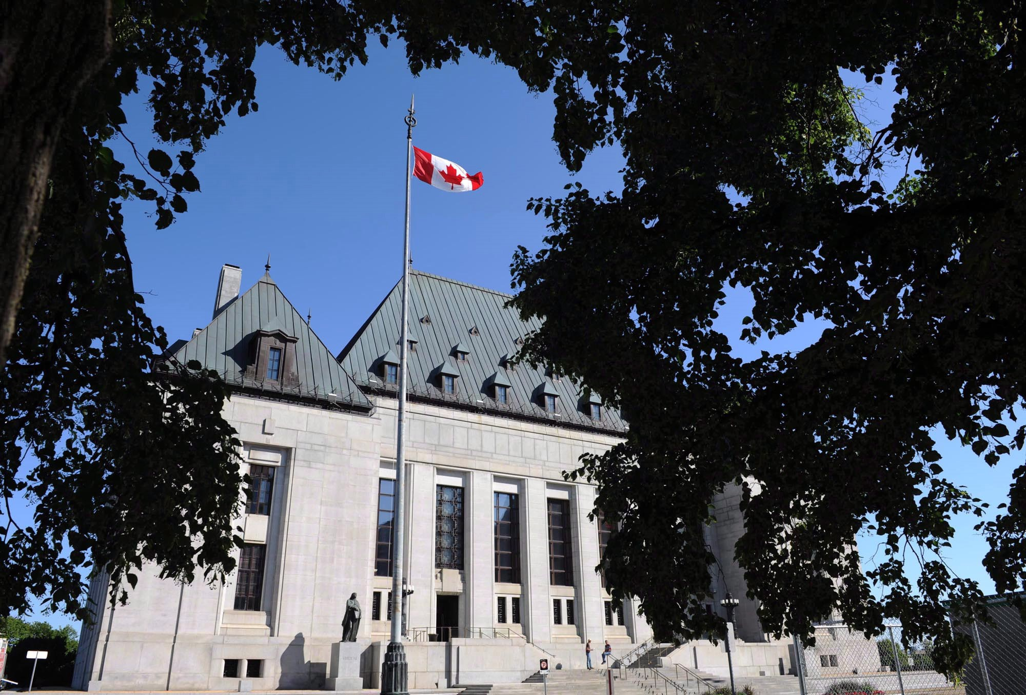 an analysis of the supreme courts decision on the big m drug mart case in canada Democracy and the living tree constitution  d r v big m drug mart ltd  canada, a famous case decided by the united kingdom's privy council in.