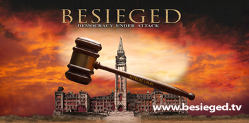 Besieged Democracy Under Attack
