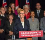 52% of Wynne's MPPs in cabinet